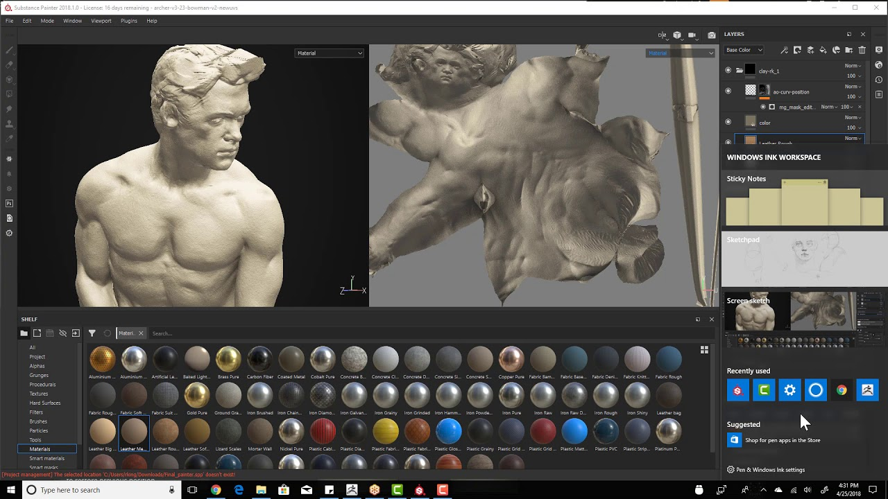 Substance Painter 7.1.1 Crack With Licence Key Free Download 2021