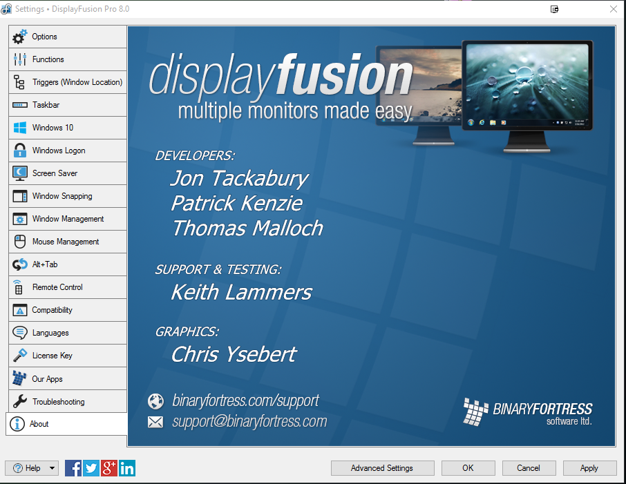 DisplayFusion Pro 10.0.2 Crack With License Key Free Download 2021