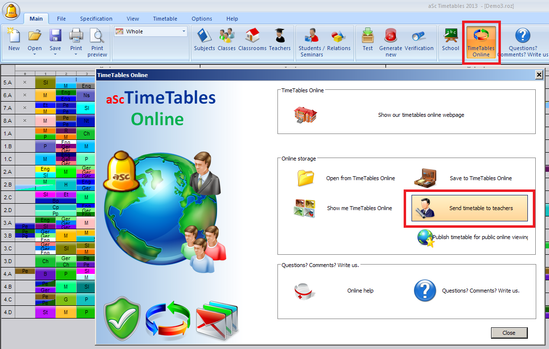 aSc Timetable 2022 Crack With Registration Key Free Download Latest