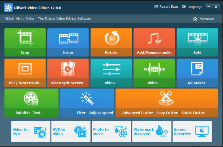 GiliSoft Video Editor 14.1.0 Crack With Serial Key Free Download 2022