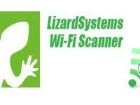 LizardSystems Wi-Fi Scanner 21.16 Crack + License Key 2022 Download