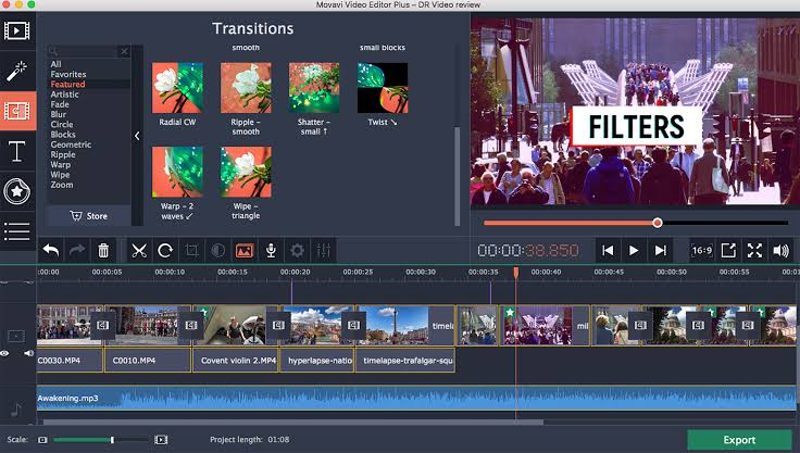 Movavi Video Editor 21.5.0 Crack with Activation Key Free Download 2022